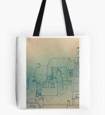 City walls Tote Bag
