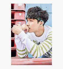 EXO LUCKY LAY Photographic Print