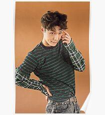 EXO Lucky Lay Poster