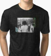 cole 4 your eyes only Tri-blend T-Shirt