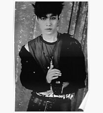 EXO Lotto Lay Poster