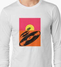 Pop Art Vinyl Record Endless T-Shirt