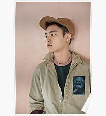 EXO Lucky DO Poster