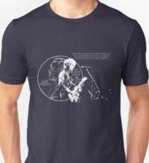 Bob Dylan Nobel Laureate ver.transparentwhite T-Shirt
