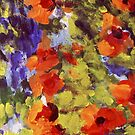 California Poppies, for iPhone Case by Angelica Farber
