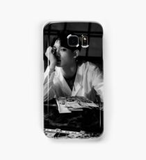 EXO Lotto Chen Samsung Galaxy Case/Skin