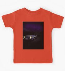 Night Nissan N13 EXA Kids Tee