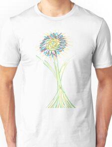 Drawn Daisy T-Shirt