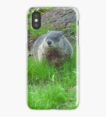 Chuckster iPhone Case