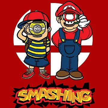 Smashing- B by DoctorJamesWF