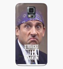 Straight Outta Scranton - Prison Mike Case/Skin for Samsung Galaxy