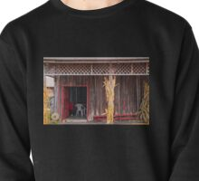BARN WOOD STORE FRONT Pullover