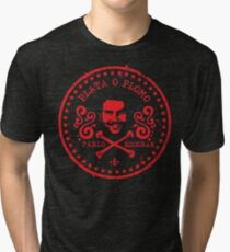 "Pablo Escobar ""The Bloody Pablo"" Tri-blend T-Shirt"