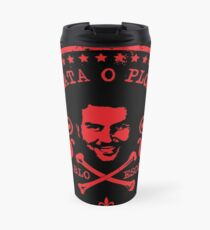 """Pablo Escobar """"The Bloody Pablo"""" Travel Mug"""
