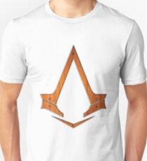 ASSASSINS - wood version Unisex T-Shirt