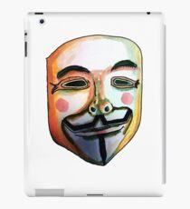 Guy Fawkes Vinilo o funda para iPad