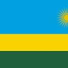 Rwanda by WorldFlagCo
