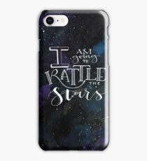 Rattle the S T A R S iPhone Case/Skin