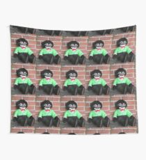 Adorable Golly all Dolled Up Wall Tapestry