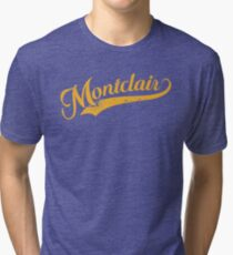 Montclair, Quincy -USA! Tri-blend T-Shirt