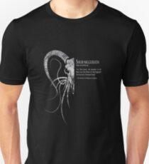 Camiseta ajustada Shub-Niggurath (granito)