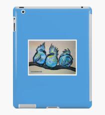 Three Little Friends iPad Case/Skin