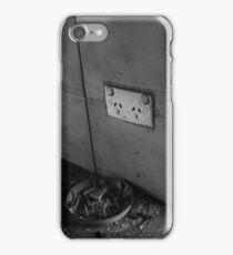 Damaged  iPhone Case/Skin