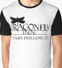 Dragonfly Inn shirt - Gilmore Girls, Stars Hollow, Lorelai, Rory Graphic T-Shirt