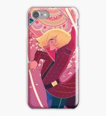 [Deadly. Elegant. Precise.] iPhone Case/Skin