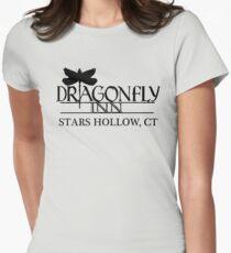 Dragonfly Inn shirt - Gilmore Girls, Stars Hollow, Lorelai, Rory Women's Fitted T-Shirt
