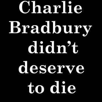 Charlie Bradbury didn't deserve to die by Pottergirl