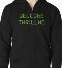 Welcome Thrillho shirt – Bonestorm, Milhouse Van Houten, Thrillhouse Zipped Hoodie
