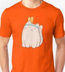 fin, the cat Unisex T-Shirt