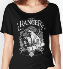 RPG Class Series: Ranger - White Version Women's Relaxed Fit T-Shirt