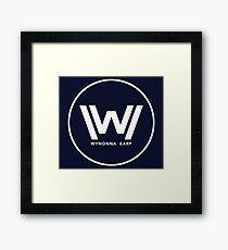 WynonnaWorld Framed Print