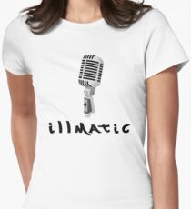 illmatic Microphone T-Shirt