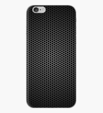 Graphite Funk; Abstract Digital Vector Art iPhone Case