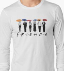 FRIENDS Hoodie  Long Sleeve T-Shirt