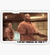 Get Medieval Sticker