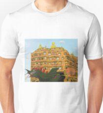 Barcelona. Gaudí. Sant Jordi. T-Shirt