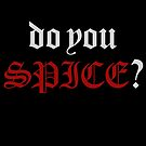 Do you SPICE? by Geekstuff