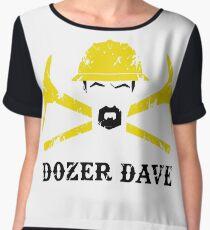 Dozer Dave Women's Chiffon Top