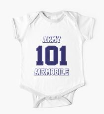 Army 101 Airmobile One Piece - Short Sleeve