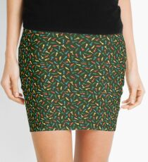 Spoons Forks and Knives Mini Skirt