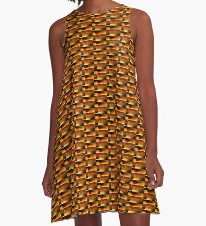 Sunrise A-Line Dress