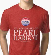 75th Anniversary of Pearl Harbor Tri-blend T-Shirt