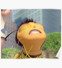 Honey NUT Cheerios, Barry Benson - Bee Movie Meme Poster