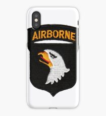 101st Airborne Patch -  iPad Case iPhone Case/Skin