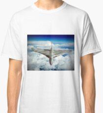 Vulcan XH558 In The Sky !! Classic T-Shirt