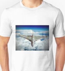 Vulcan XH558 In The Sky !! Unisex T-Shirt